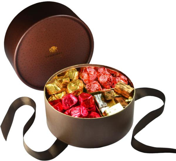 48 Luxury Wrapped Chocolates
