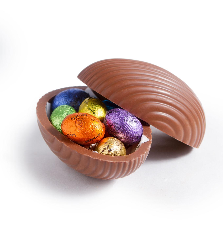 Easter Chocolate Mini Eggs Leonidas Chocolates